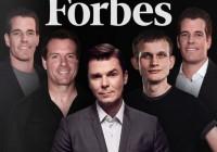 福布斯公布加密亿万富翁榜:Winklevoss兄弟领衔V神在列