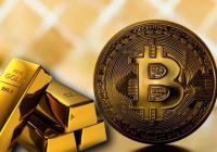 根据已实现市值,比特币实际上只占黄金市值的2%