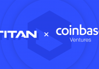 挖矿软件和服务开发商Titan获Coinbase Ventures战略投资
