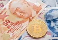 随着里拉暴跌,比特币在土耳其P2P市场达到10万美元