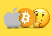 """小如半个""""苹果""""的比特币,4月交易量近1.84万亿美元"""