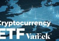 VanEck 携首个加密领域 ETF 登陆欧洲金融市场