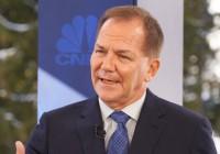 华尔街操盘高手 Paul Tudor Jones :  已经复苏的经济不需要过多的刺激,美联储围绕通胀释放的信息至关重要
