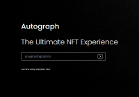 NFT 平台 Autograph 宣布与 DraftKings 和 Lionsgate 达成人才交易和战略合作关系