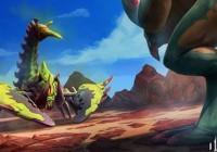 了解加密游戏illuvium新玩法:探索神兽世界