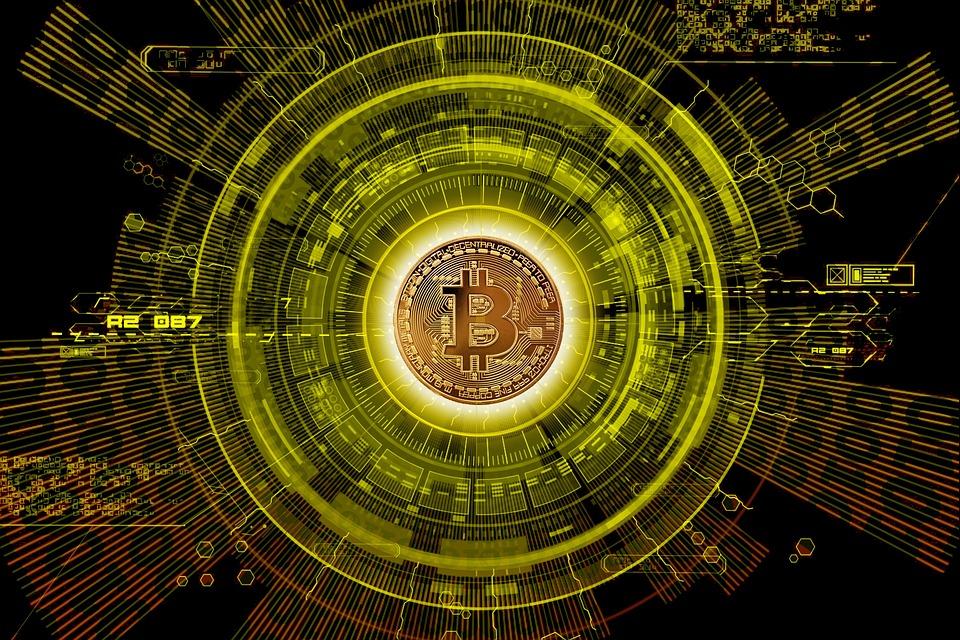 Bitcoin, Blockchain, Cryptocurrency, Financial, Money