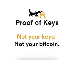 The initiative to stick to coins and proof keys [Annual January 3rd Proof  of Keys Celebration of the Genesis Block] — Steemit